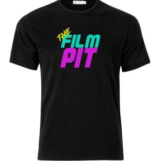 The FilmPit T-Shirt - Black